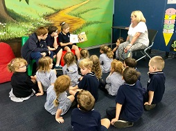 Simultaneous Storytime
